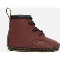 Dr. Martens Babies' 1460 Crib Lace Bootie - Cherry Red - UK 2 Baby