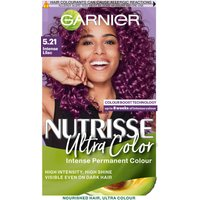 Garnier Nutrisse Permanent Hair Dye (Various Shades) - Intense Lilac