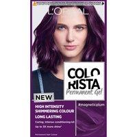 L'Oreal Paris Colorista Magnetic Long-Lasting Permanent Hair Dye Gel 1ml (Various Shades) - Magnetic