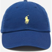 Polo Ralph Lauren Men's Cotton Chino Classic Sport Cap - Fall Royal
