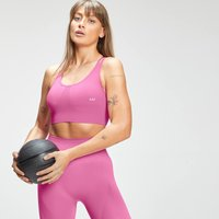 MP Women's Tempo Seamless Sports Bra - Pink - XL