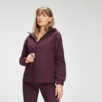 MP Women's Power Ultra Soft Shell Jacket - Port  - XL