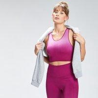 MP Women's Velocity Seamless Sports Bra | Deep Pink | MP - XS