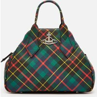 Vivienne Westwood Women's Derby Medium Yasmine Bag - Hunting Tartan