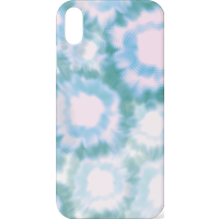 Tie Dye Phone Case for iPhone and Android - iPhone 11 - Snap Case - Matte