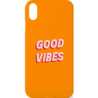 60s Good Vibes Phone Case for iPhone and Android - Samsung S6 - Snap Case - Matte
