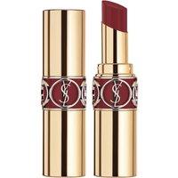 Yves Saint Laurent Rouge Volupté Shine Lipstick 3.2g (Various Shades) - 130 Plum Jersey
