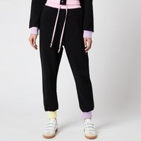 Olivia Rubin Women's Tilda Joggers with Colourblock Ribbing - Black - XS