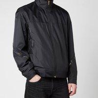 BOSS Athleisure Mens J_Zircon Windbreaker Jacket - Black - S