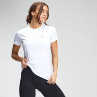 MP Women's Essentials Training Regular T-Shirt - White - L