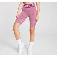 MP Women's Curve Cycling Shorts - Deep Pink - M