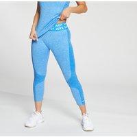 MP Women's Curve 3/4 Leggings - Bright Blue - XS