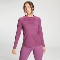MP Women's Essentials Training Slim Fit Long Sleeve Top - Orchid - XL