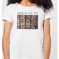 Born In The 90s Women's T-Shirt - White - S - White