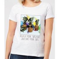 30th Birthday Pineapple Women's T-Shirt - White - S - White