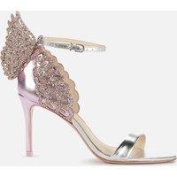 Sophia Webster Women's Evangeline Mid Heeled Sandals - Rosa/Silver - UK 5