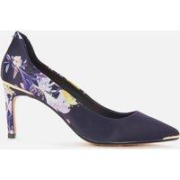 Ted Baker Womens Eriino Court Shoes - Navy - UK 3