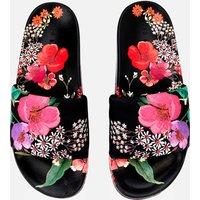 Ted Baker Women's Ashlin Slide Sandals - Black - UK 3