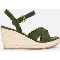 Ted Baker Women's Selanas Wedged Sandals - Khaki - UK 7