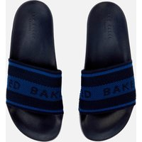 Ted Baker Men's Danoup Slide Sandals - Navy - UK 7