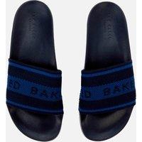 Ted Baker Men's Danoup Slide Sandals - Navy - UK 7