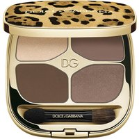 Dolce&Gabbana Felineyes Intense Eyeshadow Quad - Sweet Cocoa 2 4.8g