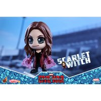 Hot Toys Cosbaby - Marvel Captain America Civil War (Size S) - Scarlet Witch