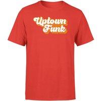 Uptown Funk Men's T-Shirt - Red - XL - Red