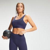 MP Women's Power Ultra Sports Bra - Galaxy Blue  - XXL
