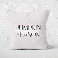 Pumpkin Season Square Cushion - 40x40cm - Soft Touch