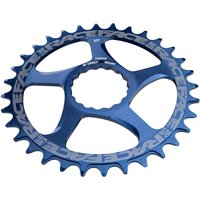 Race Face Direct Mount Narrow Wide 10/12 Speed Chainring - 26T - Blue