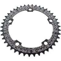 Race Face Narrow Wide 130 BCD Chainring - Black - 42T
