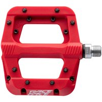 Race Face Chester MTB Pedals - Red
