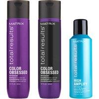 Matrix Color Obsessed Trio