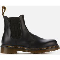 Dr. Martens 2976 Smooth Leather Chelsea Boots - Black - UK 3