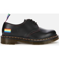 Dr. Martens 1461 Pride Smooth Leather 3-Eye Shoes - Black - UK 7