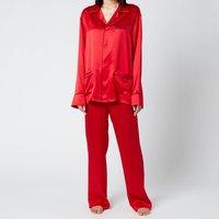 More Joy Women's Special Pyjamas - Red - S