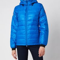 Canada Goose Women's Pbi Camp Down Hoody - PBI Blue - L