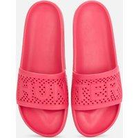 Hunter Women's Original Lightweight Moulded Slide Sandals - Burdock - UK 5