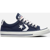 Converse Kids' Star Player Ox Trainers - Obsidian - UK 2 Kids