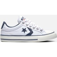 Converse Kids' Star Player Ox Trainers - White - UK 2 Kids