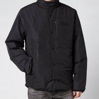 Barbour International Mens Viewforth Quilt Jacket - Black - XL