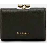 Ted Baker Womens Alyesha Teardrop Crystal Mini Bobble Purse - Black