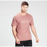 MP Men's Gradient Line Graphic Short Sleeve T-Shirt - Washed Pink - L