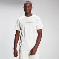 MP Men's Mini Mark Graphic Short Sleeve T-Shirt - Ecru Marl - S