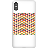 Rainbow Hearts Phone Case for iPhone and Android - iPhone 5/5s - Snap Case - Matte