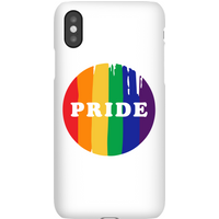Pride Badge Phone Case for iPhone and Android - iPhone 6 - Snap Case - Matte