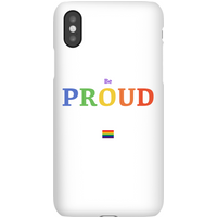 Be Proud Phone Case for iPhone and Android - iPhone 5/5s - Snap Case - Matte