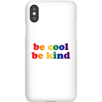 Be Cool Be Kind Phone Case for iPhone and Android - Samsung S9 - Snap Case - Matte