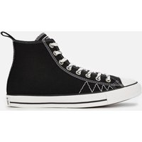 Converse Men's Chuck Taylor All Star Basket Utility Hi-Top Trainers - Black/Vintage White - UK 7